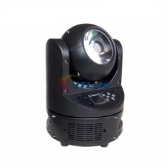 JTLite-M60 60W ilimitado rotative magic dot led beam cabeza móvil