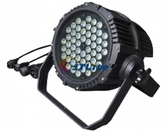 JTLite-P07W 54pcs 3w impermeable IP65 etapa led par luz