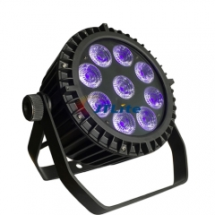 JTLite-P03W 9LED Impermeable interior / exterior Par Light